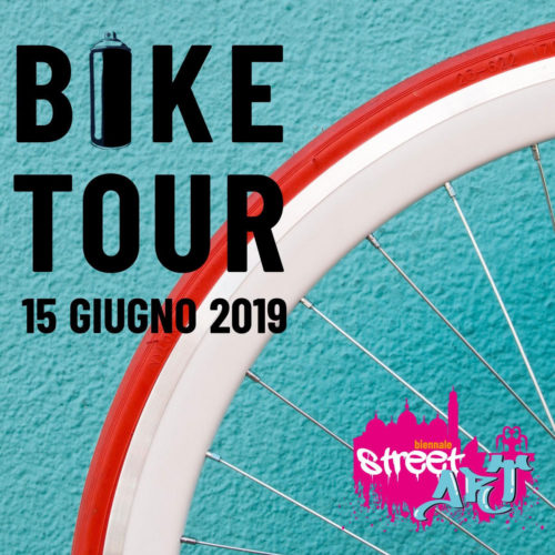 STREET ART BIKE TOUR 15/06